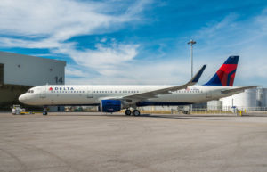 Airbus A321 Delta Air Lines