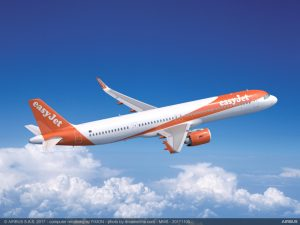 Airbus A321neo easyJet