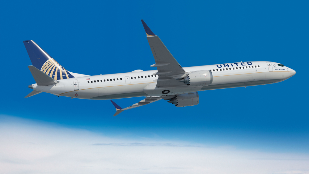 Boeing 737 MAX 10 United Airlines