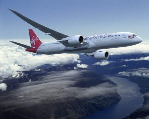 Boeing 787 Virgin Atlantic