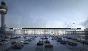 Schiphol's New Terminal