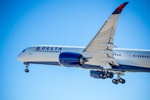 Airbus A350 Delta Air Lines