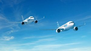 Airbus and Bombardier partnership