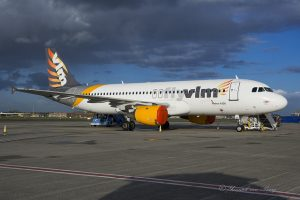 Airbus A320 VLM Airlines