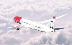 Boeing 787-9 Dreamliner Norwegian