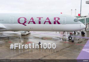A350-1000 Qatar Airways