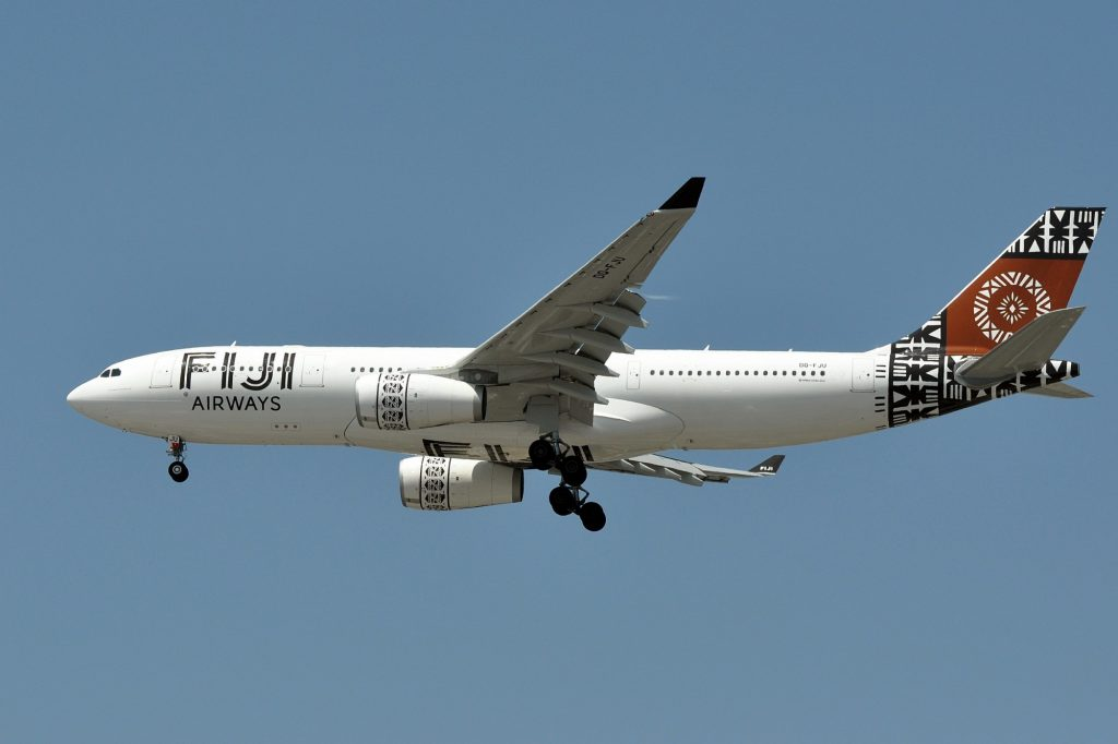 Airbus A330 Fiji Airways