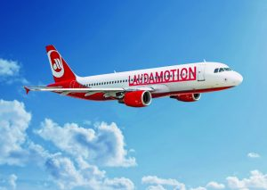 Airbus A320 Laudamotion