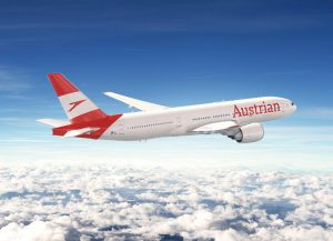 Austrian Airlines new livery 2018