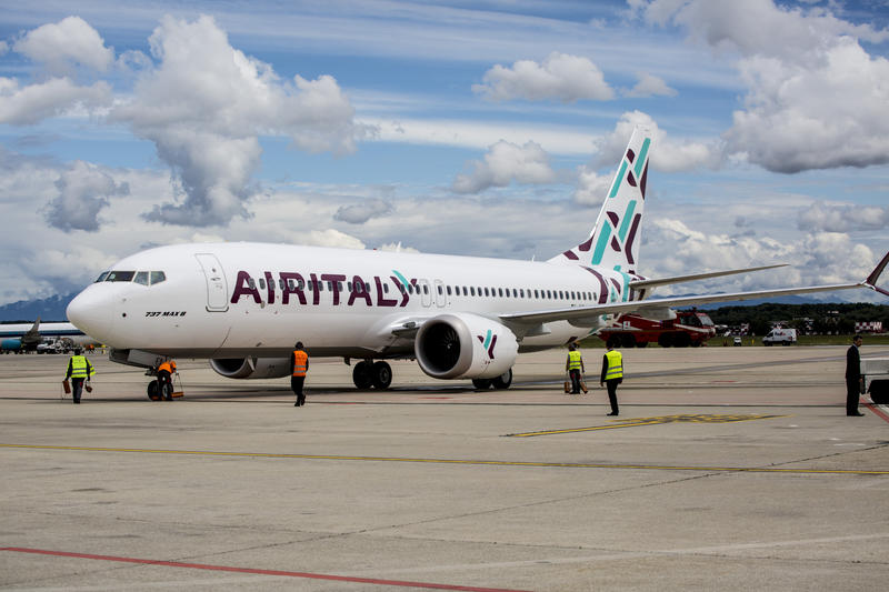 Boeing 737MAX Air Italy