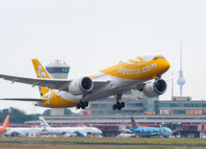 Boeing 787 Scoot