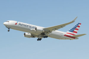 Boeing 767 American Airlines