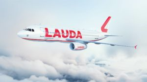 Laudamotion New Livery
