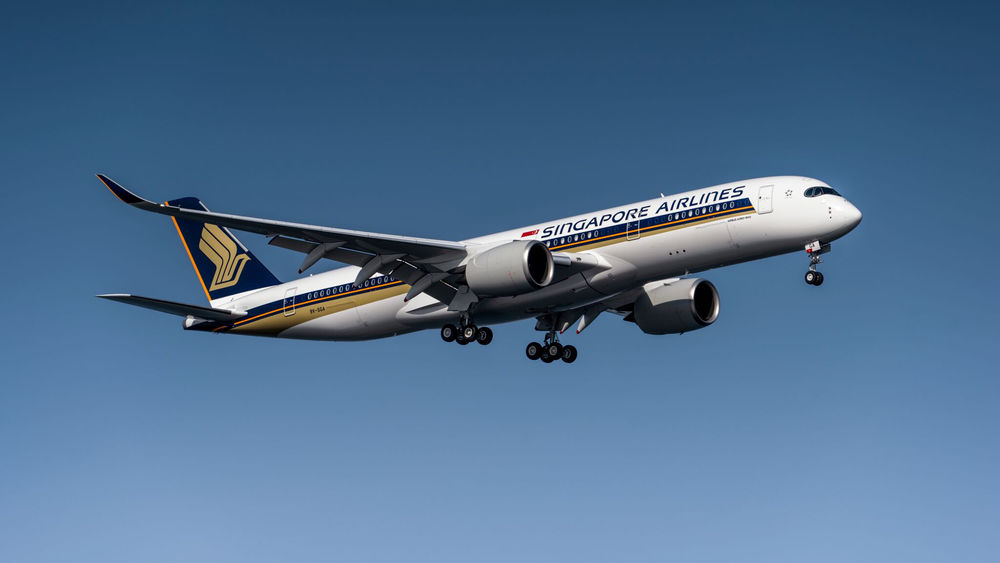 Airbus A350ULR Singapore Airlines