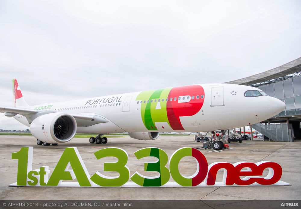 Airbus A330neo TAP