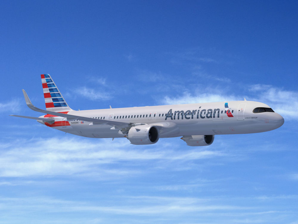 Airbus A321XLR American Airlines