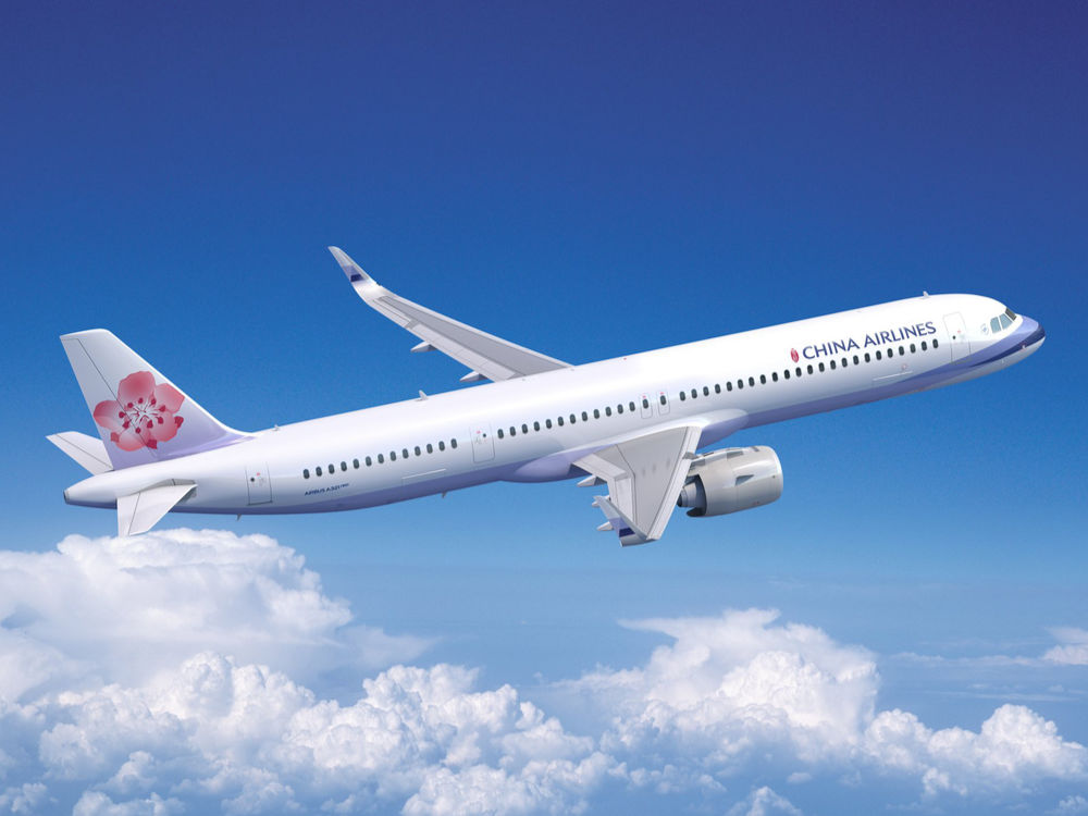 Airbus A321neo China Airlines