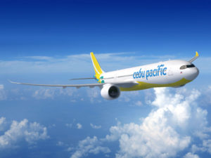 Airbus A330-900 Cebu Pacific
