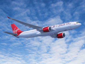 Airbus A330neo Virgin Atlantic