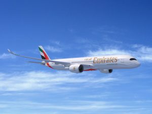 Airbus A350-900 Emirates Airlines