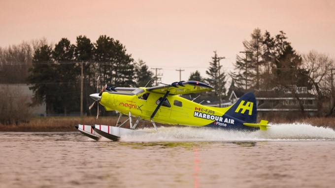 Harbour Air ePlane
