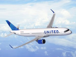 Airbus A321XLR United Airlines