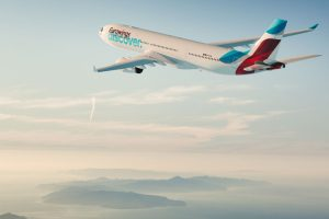 Airbus A330 Eurowings Discover; Image by Lufthansa Group