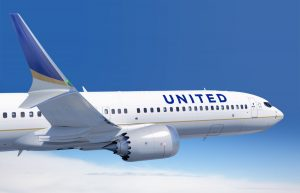 Boeing 737 MAX 9 United; Image by Boeing